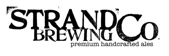 Logo for Strand Brewing Co