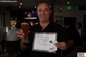 Dan Thomas free beer