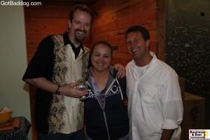 Todd, Tanya and Rich