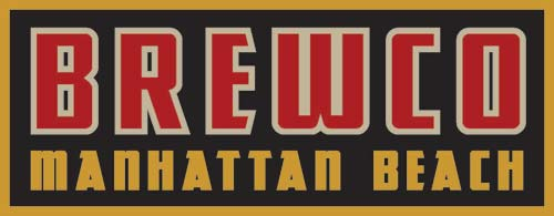Logo for Brewco in Manhattan Beach, California