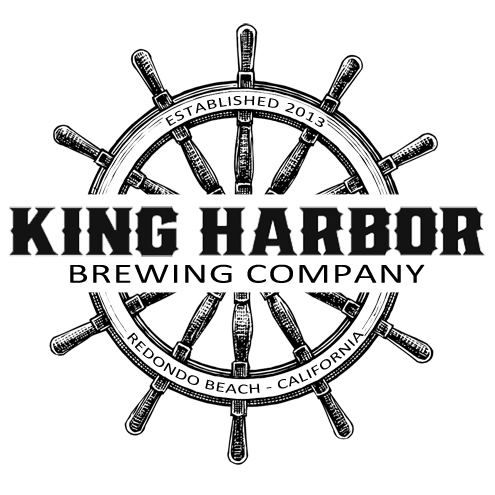 Logo for King Harbor Brewing Company