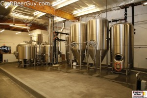 KHBC brewing equipment