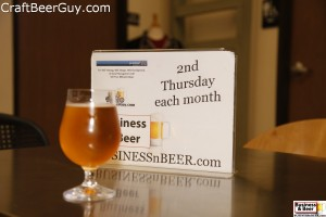 Business & Beer at Smog City Brewing