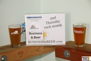 Business&Beer at Strand Brewing
